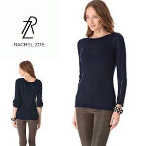 Rachel Zoe Karla navy sweater